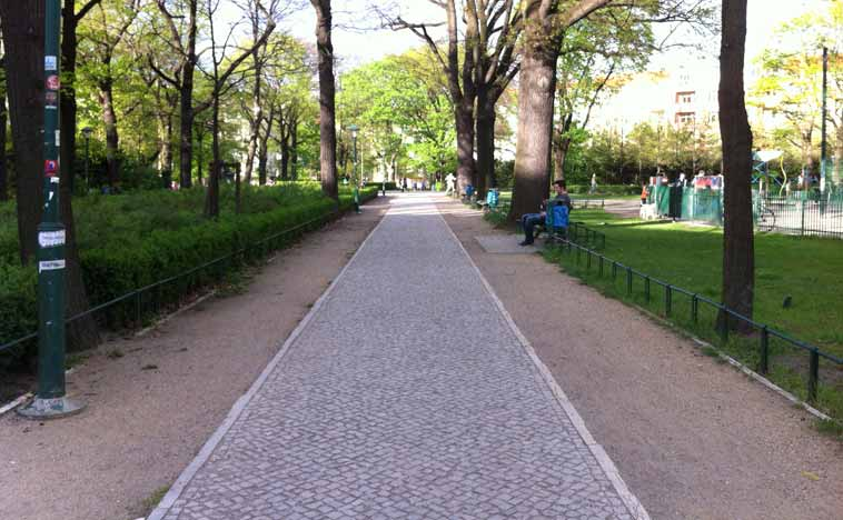 Arnimplatz