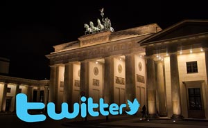 Twitter's Coming to Berlin. Photo: Berlinow and Twitter (montage)