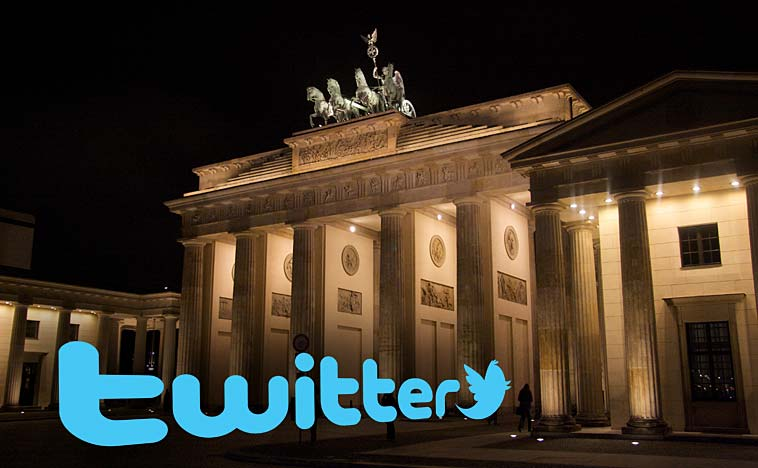 Photo: Berlinow and Twitter (montage)