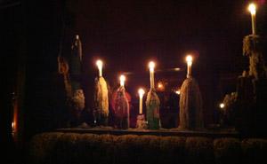 5 Ziegen in Prenzlauer Berg. Photo: Berlinow