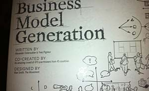 Business Model Generation. Photo: Berlinow