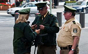 250 new jobs will be created in the police force. Photo: Maarten van Maanen/flickr